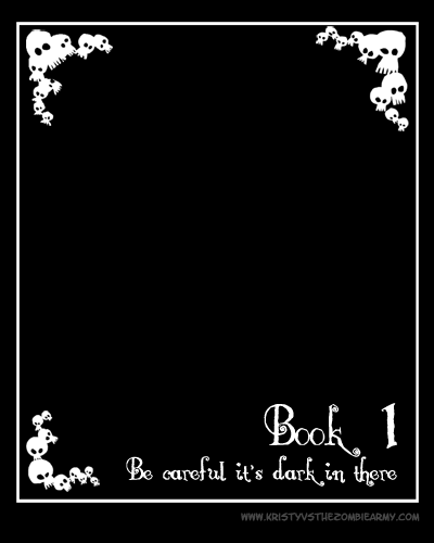 Book 1 - Be careful, it's dark in there