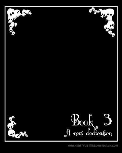Book 3 - A New Dedication
